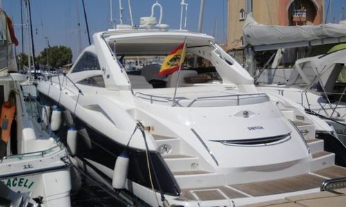 Image of Sunseeker Portofino 53 for sale in Spain for €490,000 (£431,391) Costa Blanca, , Spain