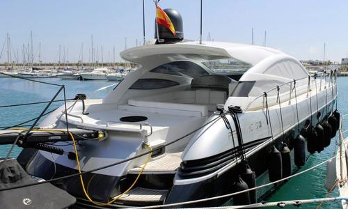 Image of Pershing 50 for sale in Spain for €380,000 (£334,501) Costa Blanca, , Spain