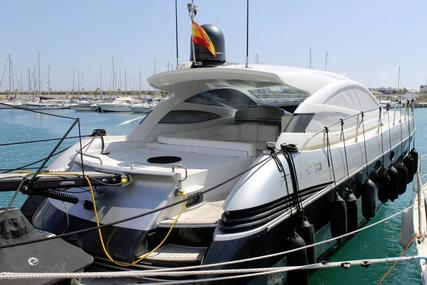 Pershing 50 for sale in Spain for €380,000 (£331,036)