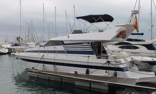 Image of Astondoa 45 GL for sale in Spain for €60,000 (£53,150) Spain
