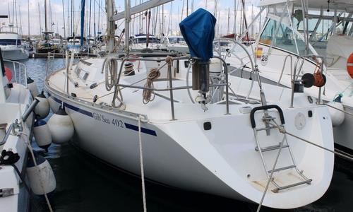 Image of Gib'sea 402 for sale in Spain for €39,995 (£35,211) Spain