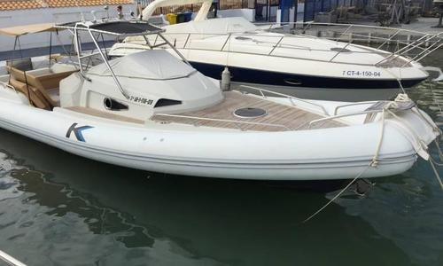 Image of KARDIS Semi 40 for sale in Spain for €145,000 (£127,639) Spain