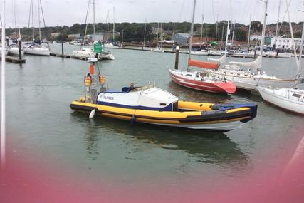 Ocean Dynamic Worker 40 for sale in United Kingdom for £95,000