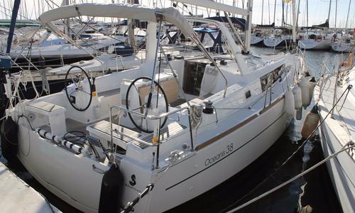 Image of Beneteau Oceanis 38 for sale in Spain for €169,000 (£149,620) Alicante, , Spain