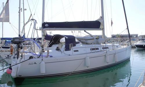 Image of Hanse 370 for sale in Spain for €73,995 (£65,135) Spain