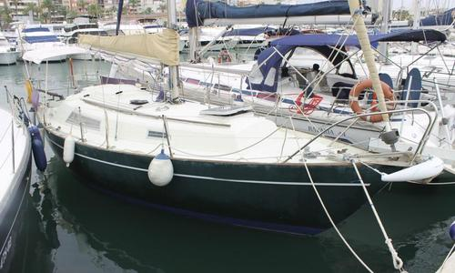 Image of Halmatic 30 for sale in Spain for €14,900 (£13,199) Spain