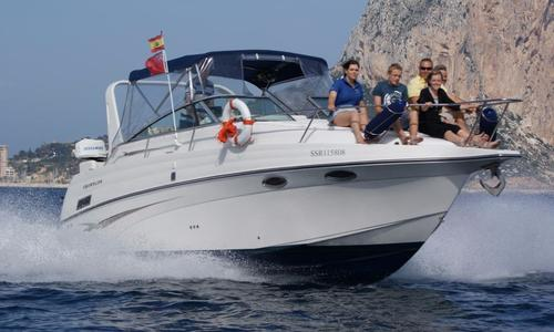 Image of Crownline 290 CR for sale in Spain for €49,950 (£44,180) Spain