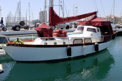 Van De Stadt Hollander 30 for sale in Spain for €15,000 (£13,405)