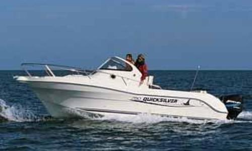 Image of Quicksilver 750 Commander Offshore for sale in Spain for €31,000 (£27,461) Spain