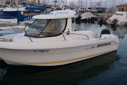 Quicksilver 620 Pilothouse for sale in Spain for €21,000 (£18,734)
