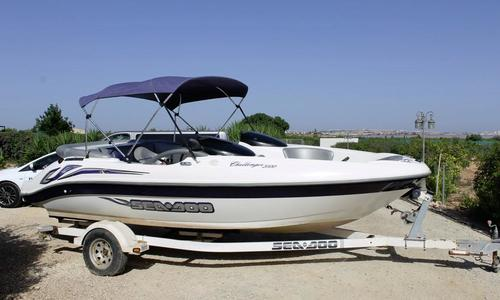 Image of Sea-doo Challenger 2000 for sale in Spain for €10,995 (£9,708) Spain