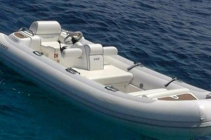 Williams Jet Tenders 445 for sale in Spain for €24,000 (£21,105)
