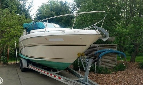 Image of Sea Ray 270 Sundancer for sale in United States of America for $27,000 (£19,328) Lisbon, Ohio, United States of America