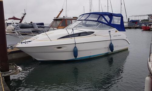 Image of Bayliner Ciera 2655 Sunbridge for sale in United Kingdom for £22,000 Hayling Island, Hampshire, , United Kingdom