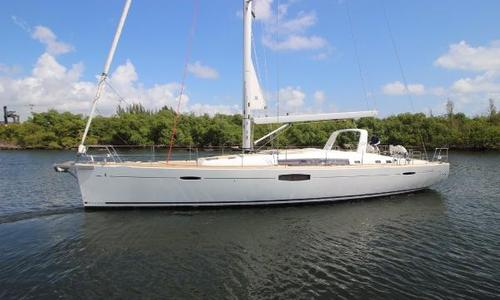 Image of Beneteau Oceanis 60 for sale in United States of America for $979,880 (£744,375) Fort Lauderdale, FL, United States of America
