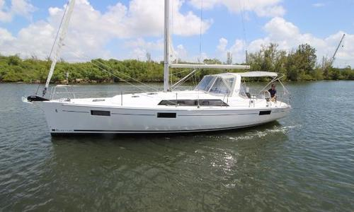 Image of Beneteau Oceanis 41.1 for sale in United States of America for $312,440 (£236,446) Fort Lauderdale, FL, United States of America