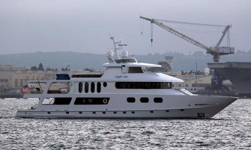 Image of Sun Coast Marine/Custom 143 Expedition Yacht for sale in United States of America for $9,950,000 (£7,508,471) San Diego, CA, United States of America