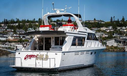 Image of Ocean Alexander 548 Pilothouse for sale in United States of America for $659,000 (£491,931) Seattle/Anacortes, WA, United States of America