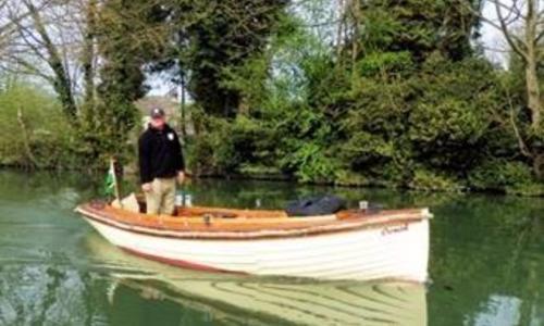 Image of Traditional River Launch for sale in United Kingdom for £7,750 Dartmouth, Devon, , United Kingdom