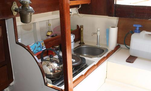 Image of Classic Laurent Giles Bermudan Sloop for sale in United Kingdom for £16,500 Falmouth, Cornwall, , United Kingdom