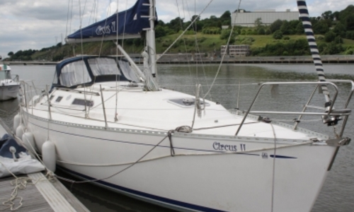 Image of Dufour 32 Classic for sale in Ireland for €34,900 (£30,500) WATERFORD, Ireland
