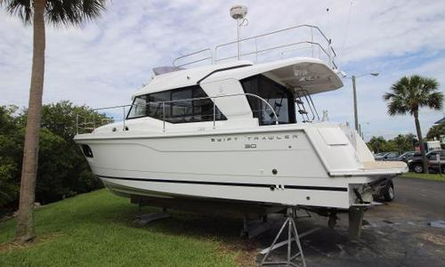 Image of Beneteau Swift Trawler 30 for sale in United States of America for $395,345 (£298,484) Fort Lauderdale, FL, United States of America