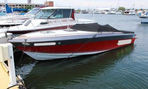 Image of Four Winns Liberator 261 for sale in United States of America for $16,500 (£11,798) Erie, Pennsylvania, United States of America