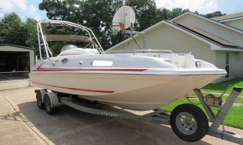 Image of Sea Ray 240 Sundeck for sale in United States of America for $14,700 (£10,511) Lafayette, Louisiana, United States of America