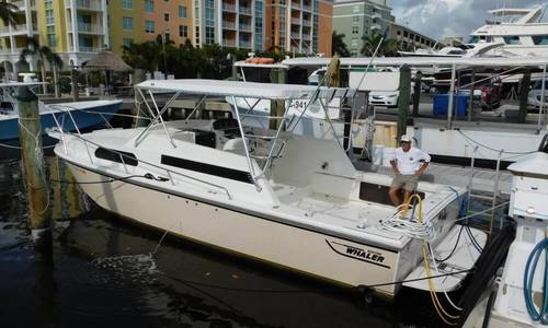 Image of Boston Whaler 31 for sale in United States of America for $99,500 (£75,402) Ocean Ridge, Florida, United States of America