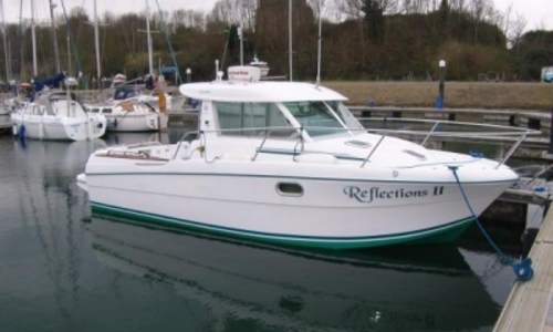 Image of Jeanneau Merry Fisher 695 for sale in United Kingdom for £29,750 LEVINGTON, United Kingdom