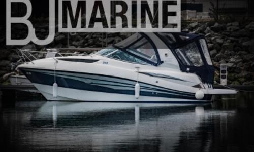 Image of Galeon 260 Cruiser for sale in Ireland for €49,500 (£43,824) GREYSTONES, Ireland