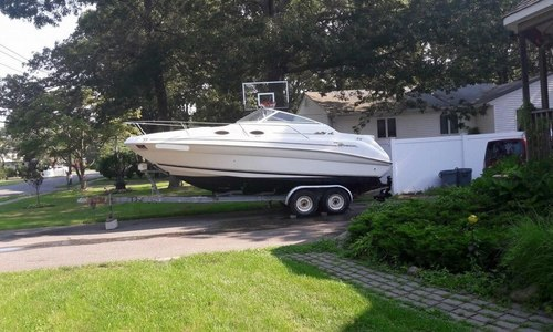 Image of Sea Ray 240 Sundancer for sale in United States of America for $14,900 (£10,621) Bayport, New York, United States of America