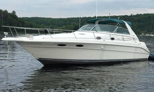 Image of Sea Ray 330 Sundancer for sale in United States of America for $32,000 (£22,810) Colchester, Vermont, United States of America