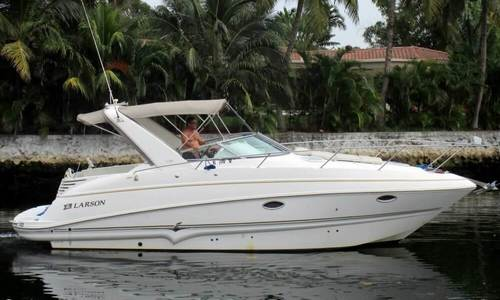Image of Larson Cabrio 310 for sale in United States of America for $37,000 (£27,873) North Miami, Florida, United States of America