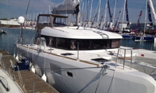 Image of Lagoon 39 for sale in Spain for €290,000 (£255,313) ROSAS, Spain