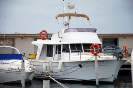 Beneteau Swift Trawler 34 for sale in Spain for €169,000 (£147,744)
