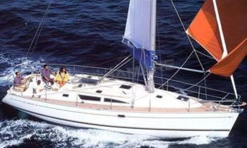 Image of Jeanneau Sun Odyssey 40.3 for sale in Italy for €80,000 (£70,020) Sicilia, Italy