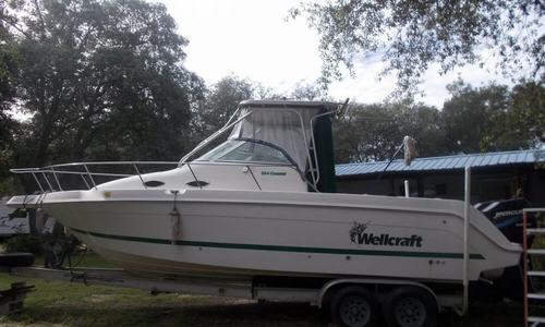 Image of Wellcraft 264 Coastal for sale in United States of America for $25,000 (£19,121) Pomona Park, Florida, United States of America
