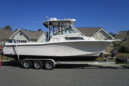 Grady-White Sailfish 272 for sale in United States of America for $54,000 (£38,718)