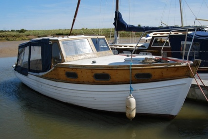 Luke Gaff 25ft Motor Launch for sale in United Kingdom for £2,500