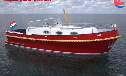 Image of Langenberg Cabin Cruiser 27 for sale in Netherlands for €119,500 (£107,303) onbekend, Netherlands