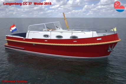 Langenberg Cabin Cruiser 27 for sale in Netherlands for 119.500 € (104.680 £)