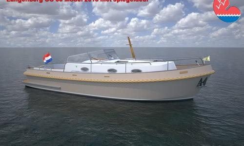 Image of Langenberg Cabin Cruiser 33 for sale in Netherlands for €154,500 (£136,281) onbekend, Netherlands