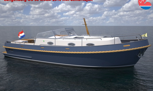 Image of Langenberg Cabin Cruiser 33 AC for sale in Netherlands for €164,500 (£143,760) onbekend, Netherlands