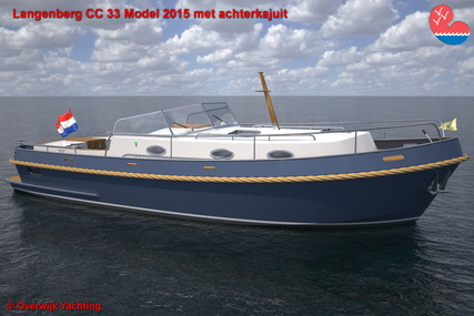 Langenberg Cabin Cruiser 33 AC for sale in Netherlands for 164.500 € (144.100 £)