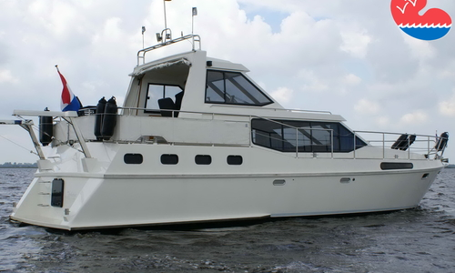 Image of Vri-Jon Contessa 1300 Wheelhouse for sale in Netherlands for €104,500 (£92,426) Sneek, Netherlands