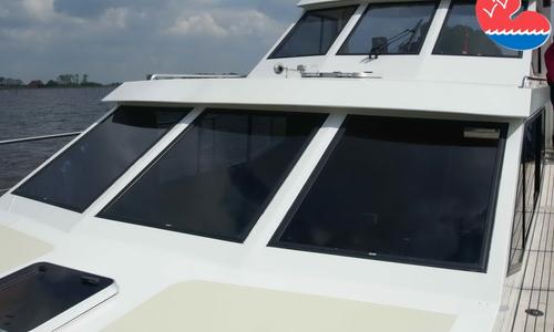 Image of Vri-Jon Contessa 1300 Wheelhouse for sale in Netherlands for €104,500 (£91,464) Sneek, Netherlands