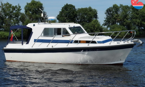 Image of Aquastar 27 Pacesetter for sale in Netherlands for €44,500 (£39,397) Zwartsluis, Netherlands