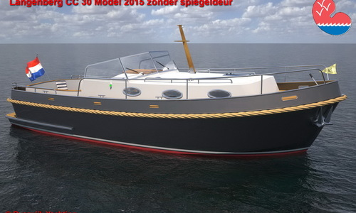 Image of Langenberg Cabin Cruiser 30 for sale in Netherlands for €134,500 (£120,474) onbekend, Netherlands