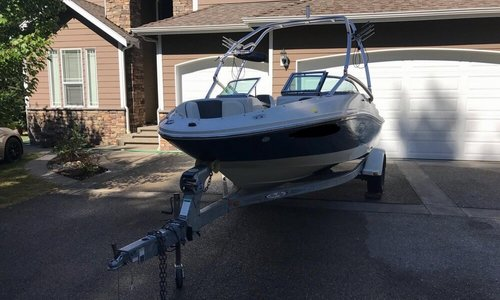 Image of Sea Ray 185 Sport for sale in United States of America for $18,500 (£13,733) Graham, Washington, United States of America